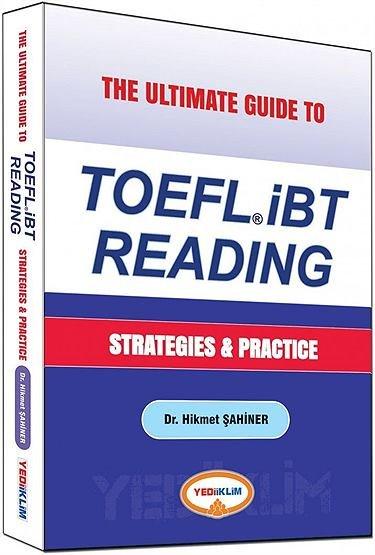 TOEFL İBT Readıng Strategıes Pratıce