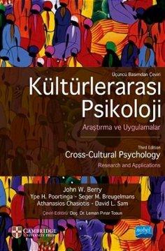 Kültürlerarası Psikolojisi   Araştırma ve Uygulamalar