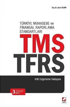 Türkiye Muhasebe ve Finansal Raporlama Standartları | TMS - TFRS
