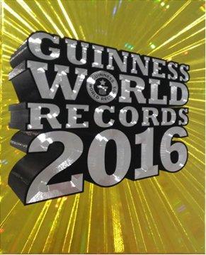 Guinness Dünya Rekorlar Kitabi 2016