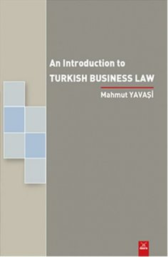 An Introduction To Turkish Business Law