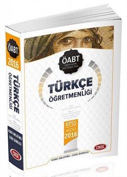 ÖABT Türkçe Öğretmenliği Konu Anlatımlı 2016