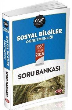 KPSS ÖABT Sosyal Bilgiler Öğretmenliği Soru Bankası 2016