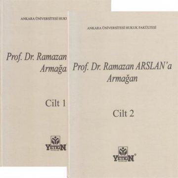 Prof. Dr. Ramazan Arslan'a Armağan | 2 Cilt