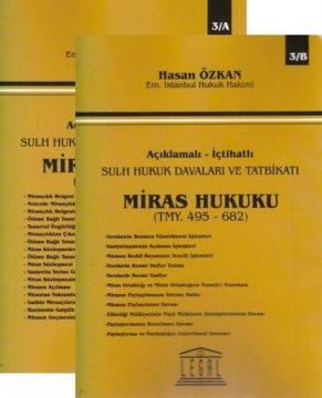 Miras Hukuku | Seri 3 (2 Cilt)