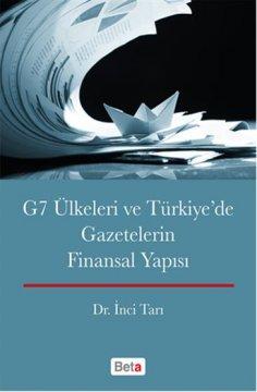 G7 Ülkeleri ve Türkiye'de Gazetelerin Finansal Yapısı