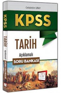 KPSS Tarih Açıklamalı Soru Bankası 2016