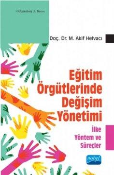 Eğitim Örgütlerinde Değişim Yönetimi