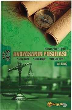 KPSS Anayasanın Pusulası Konu Anlatımlı 2016