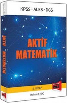KPSS ALES DGS İçin Aktif Matematik 2.Kitap 2016