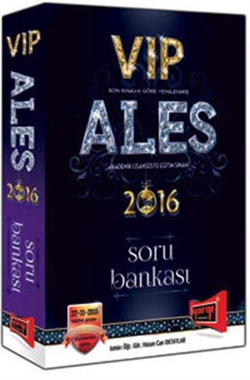 ALES Vıp Soru Bankası 2016