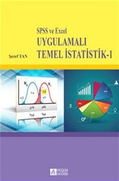 SPSS ve Excel Uygulamalı Temel İstatistik 1