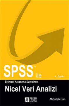 SPSS ile Bilimsel Araştırma Süresince Nicel Veri Analizi