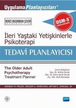 İleri Yaştaki Yetişkinlerle Psikoterapi Tedavi Planlayıcısı