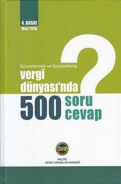 Vergi Dünyası'nda 500 Soru Cevap