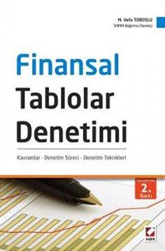 Finansal Tablolar Denetimi Kitabı M. Vefa Toroslu İndirimli