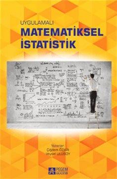 "Uygulamalı ""Matematiksel İstatistik"""