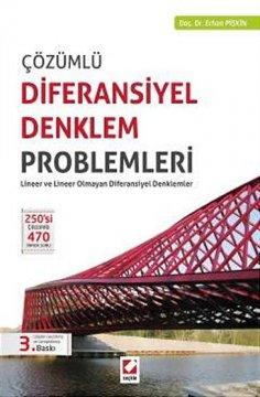 """Çözümlü """"Diferansiyel Denklem Problemleri"""""""