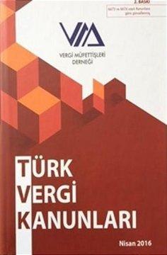 """""""Türk Vergi Kanunları"""""""