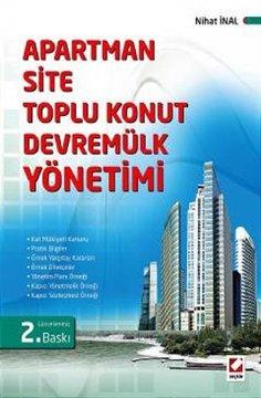 """""""Apartman, Site, Toplu Konut, Devremülk Yönetimi"""""""