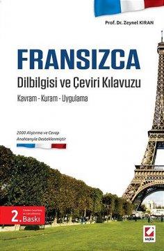 """""""Fransızca Dilbilgisi ve Çeviri Kılavuzu"""""""
