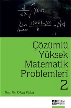 """""""Çözümlü Yüksek Matematik Problemleri 2"""""""