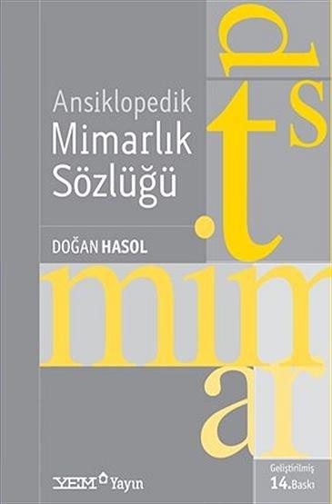 Ansiklopedik Mimarlık Sözlüğü