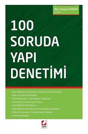 """""""100 Soruda Yapı Denetimi"""""""