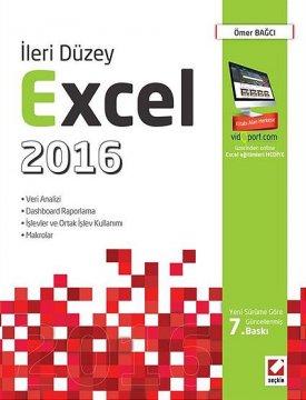 """""""İleri Düzey Excel 2016"""""""