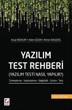 """""""Yazılım Test Rehberi"""""""