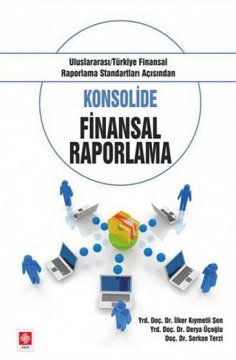 """Konsolide Finansal Raporlama"""