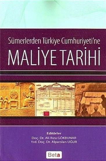 """""""Sümerlerden Türkiye Cumhuriyeti'ne Maliye Tarihi"""""""