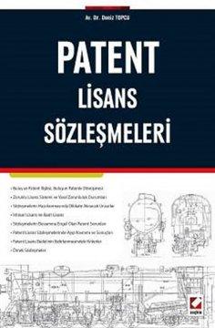 """""""Patent Lisans Sözleşmeleri"""""""