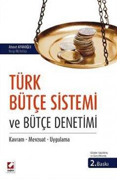 """""""Türk Bütçe Sistemi ve Bütçe Denetimi"""""""