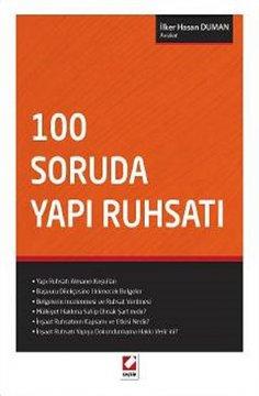 """""""100 Soruda Yapı Ruhsatı"""""""