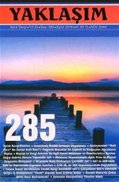 """""""Yaklaşım Dergisi: Sayı: 285 Eylül 2016"""""""