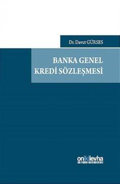 Banka Genel Kredi Sözleşmesi