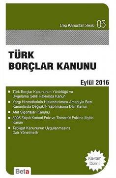 """""""Türk Borçlar Kanunu"""""""