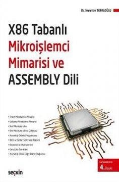 """x86 Tabanlı Mikroişlemci Mimarisi ve Assembly Dili"""