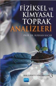 Fiziksel ve Kimyasal Toprak Analizleri