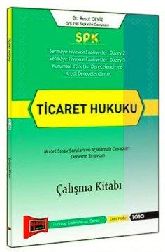 SPK Ticaret Hukuku Çalışma Kitabı