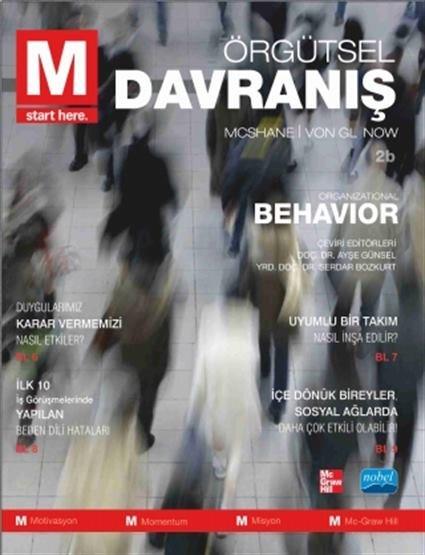 Örgütsel Davranış (Organizational Behavior)