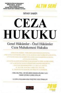 Altın Seri, Ceza Hukuku