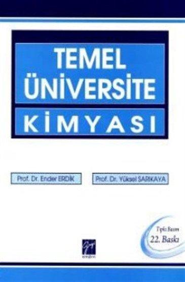 Temel Üniversite Kimyası