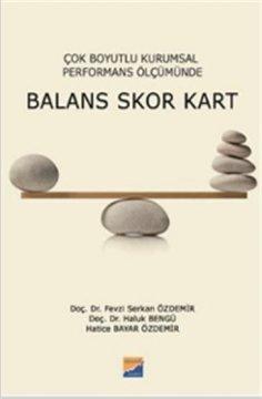 Balans Skor Kart
