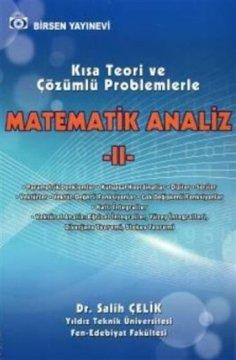 Kısa Teori ve Çözümlü Problemlerle Matematik Analiz - 2