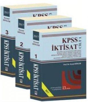 Kpss İktisat (3 Cilt)