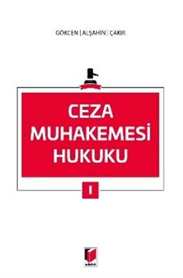 Ceza Muhakemesi Hukuku - I