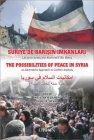 Suriyede Barışın İmkanları