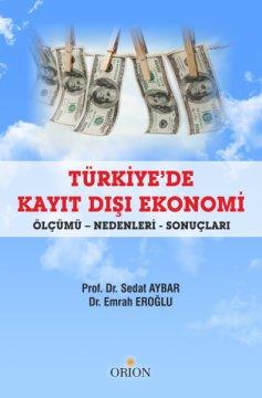 Türkiyede Kayıt Dışı Ekonomi